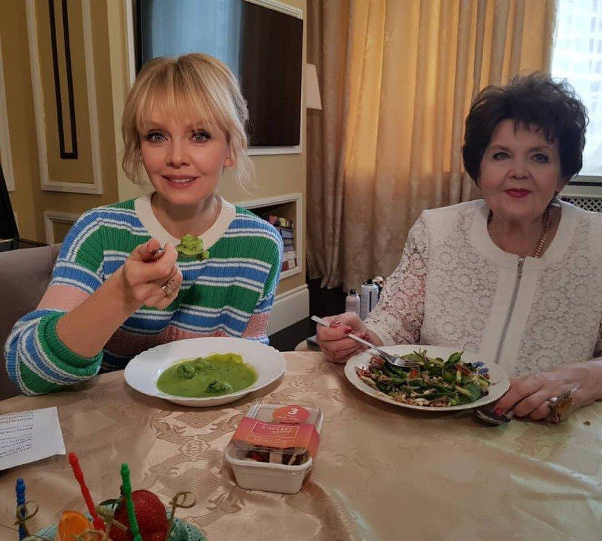 На какой диете сидит певица валерия