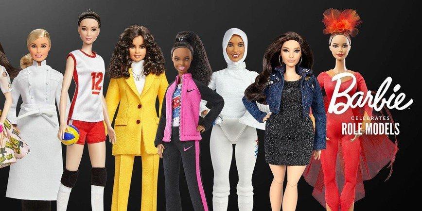 «Идея просто отличная»: вышла новая коллекция «выдающихся» кукол Барби