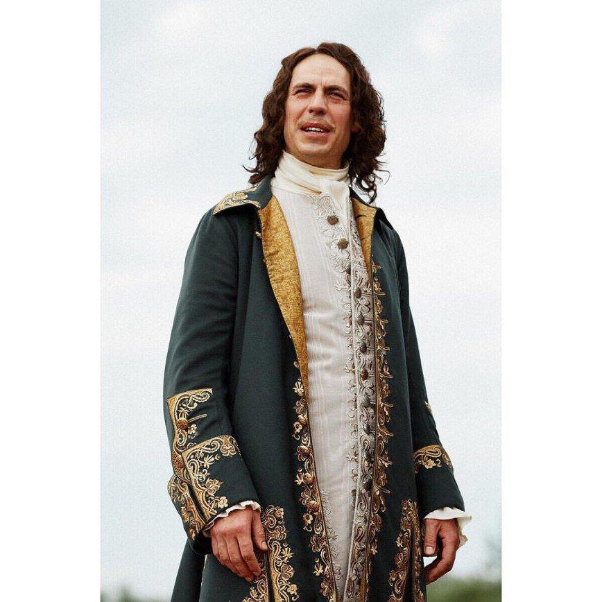 Дмитрий Дюжев вскоре появится на экранах в роли Петра Великого