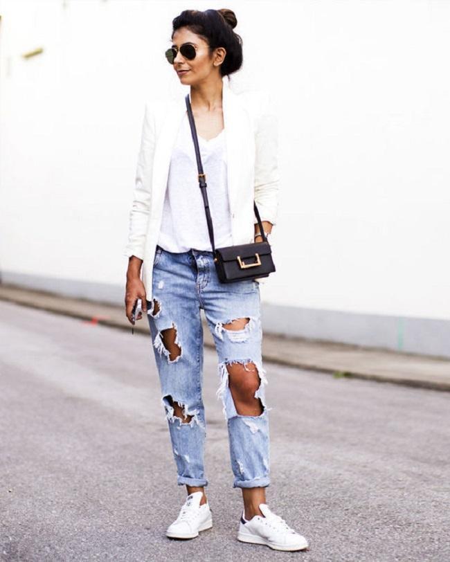 В кино, на свидание и на работу! ТОП-6 самых классных джинсов этого лета