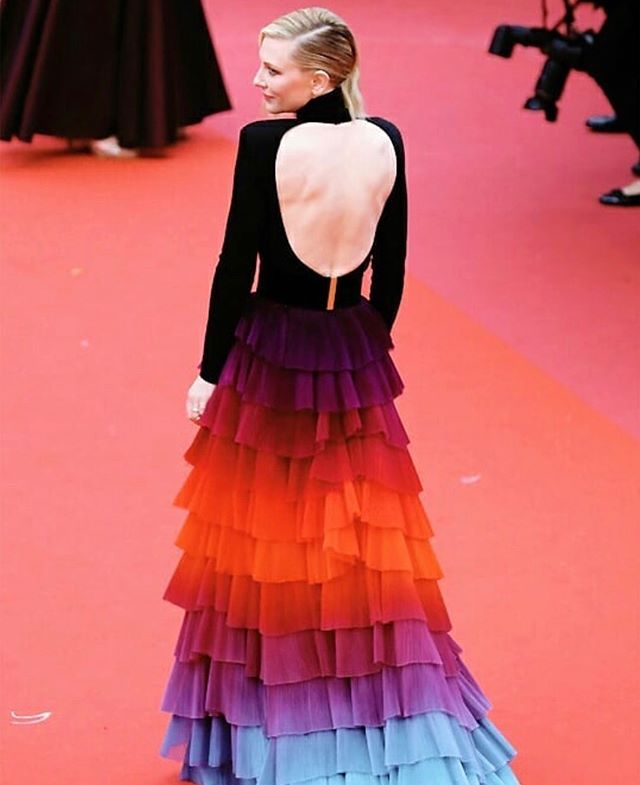 Кейт Бланшетт удивила поклонников новым образом на Каннском кинофестивале