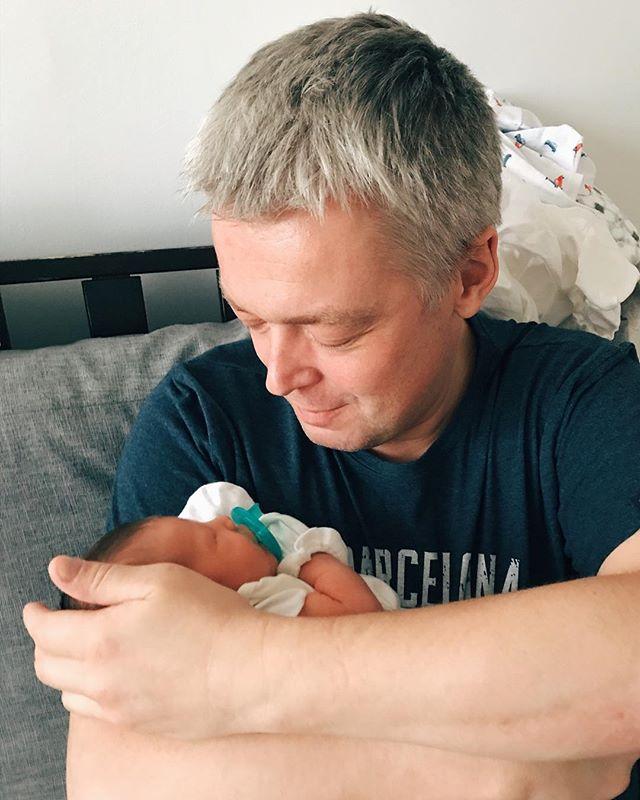 Дочь Екатерины Стриженовой впервые показала фото маленького сына