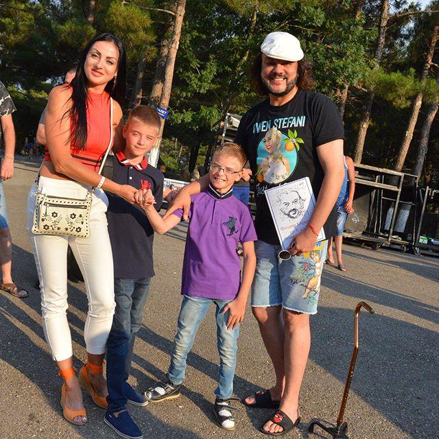 «Филиппу браво»: Киркоров встретился со своим юным фанатом в Геленджике
