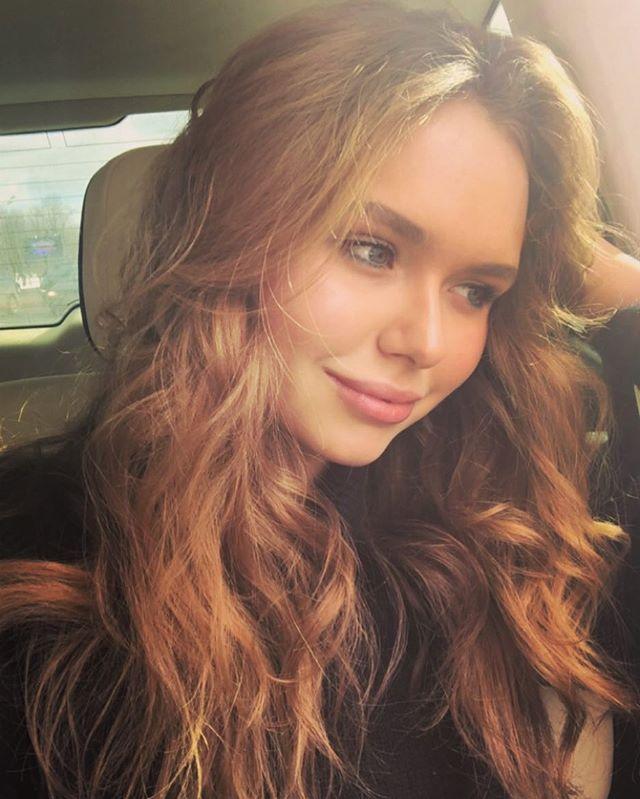 Стефания Маликова снялась в рекламе аромата Dior