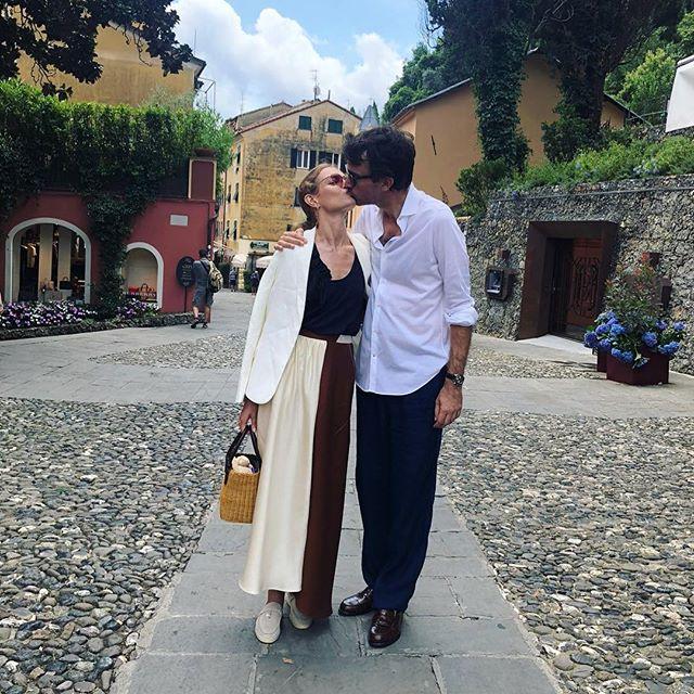 «Настоящая любовь»: Наталья Водянова рассказала о первом свидании с мужем