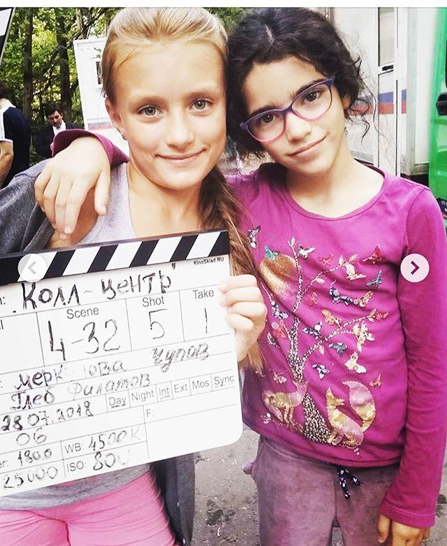 «Гены не скрыть»: младшая дочь Алены Хмельницкой дебютировала в кино