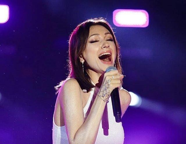 Согдиана покорила нежным образом на фестивале в Баку