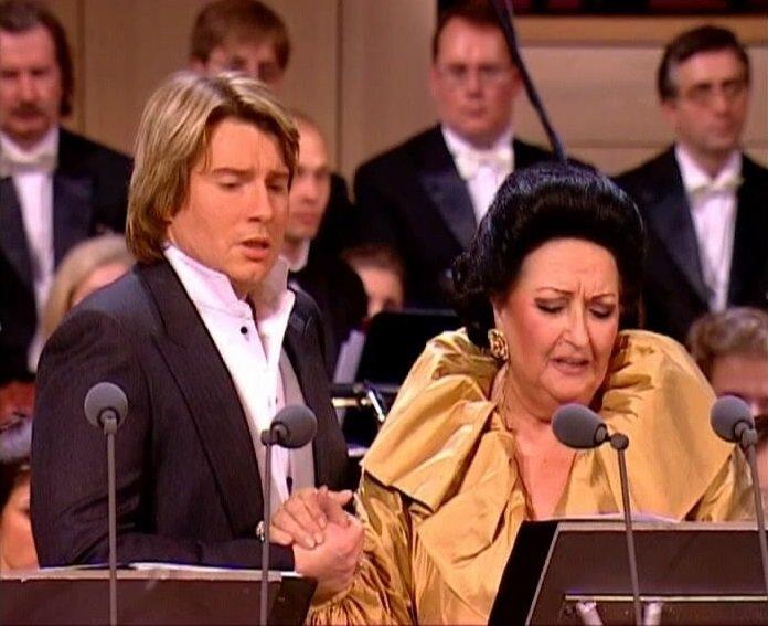 Николай Басков провел концерт современной духовной музыки