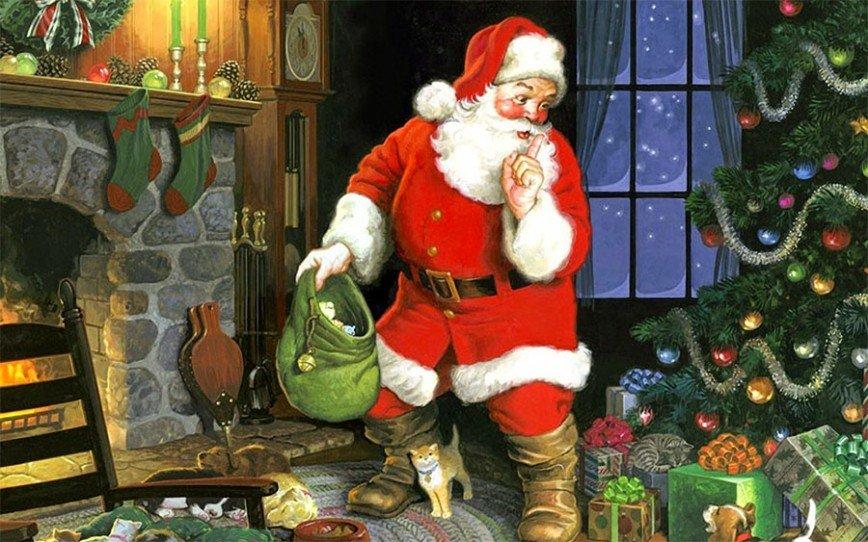 Учительницу уволили за то, что она рассказала детям правду о Санта-Клаусе