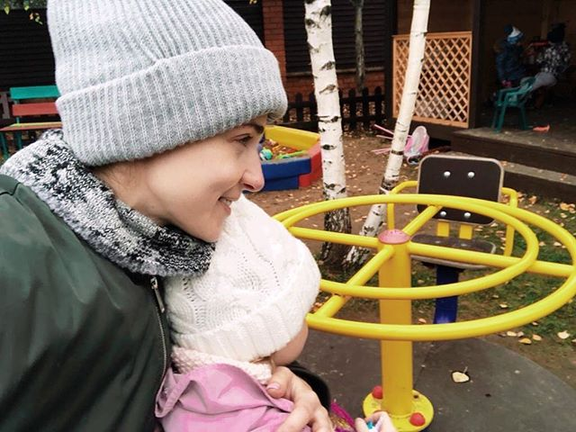 Анна Снаткина впервые показала подросшую дочь Веронику