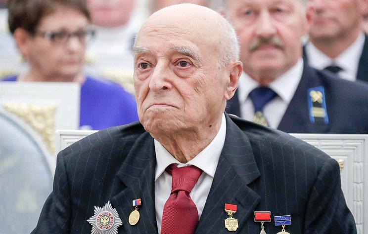 96-летний Владимир Этуш был экстренно госпитализирован в Москве