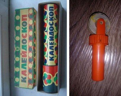 Любимые игрушки советских детей