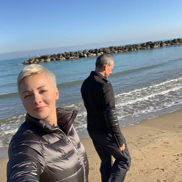 Актриса Дарья Повереннова показала редкое совместное фото с любимым мужчиной