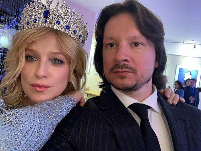 Ирина Гринева показала редкое фото с мужем