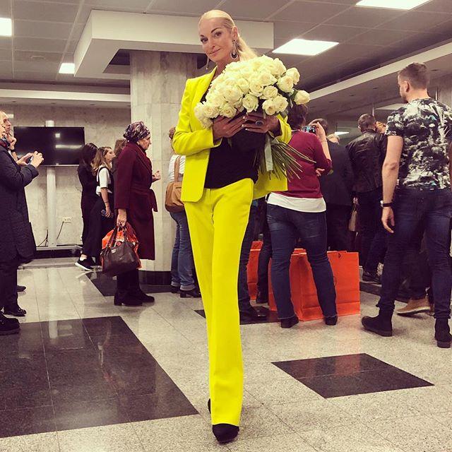 Лично пригласила: Анастасия Волочкова побывала на концерте Аллы Пугачевой