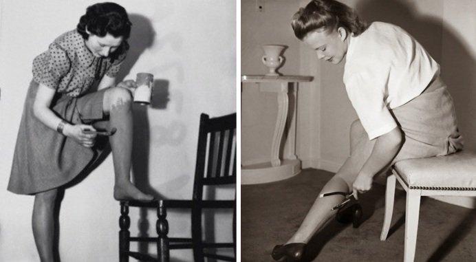 Как лук заменял нашим мамам чулки, газовая плита – фен и зачем они носили в волосах консервные банки