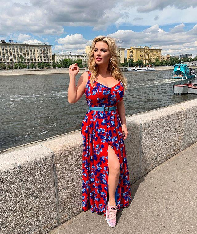 Я похудела на 3 килограмма: Анна Семенович поделилась счастьем