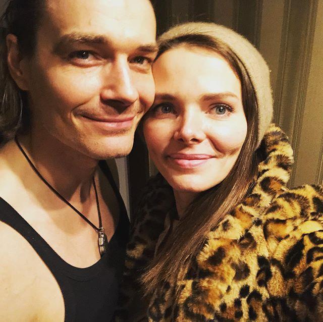 Любимый, спасибо за мальчишек! Елизавета Боярская опубликовала редкое фото с мужем