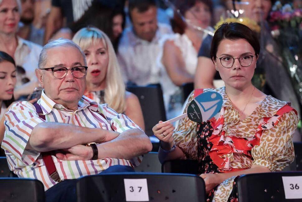 Миллиард за свободу: новые подробности развода Степаненко и Петросяна