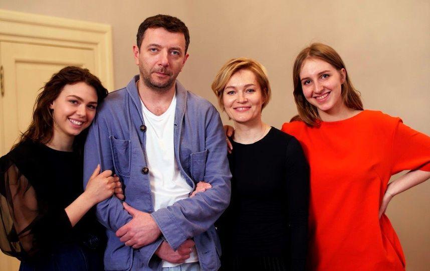 Виктория Толстоганова впервые поработает вместе с мужем на съемках