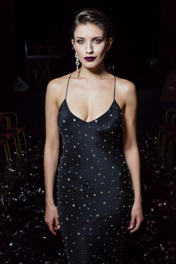 «Королева ночи»: Актриса Анна Чиповская кардинально изменила имидж