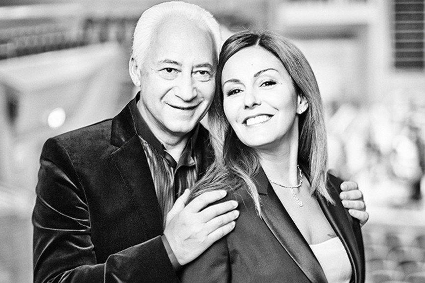 Сати Спивакова опубликовала фото мужа-дирижера с другой женщиной