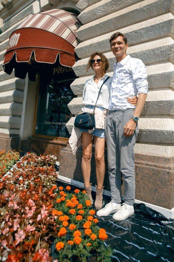Оксана Фандера поделилась архивным снимком мужа