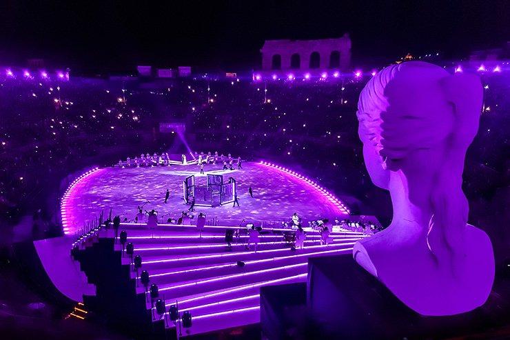 «Наша гордость»: Зара выступила на шоу в Вероне