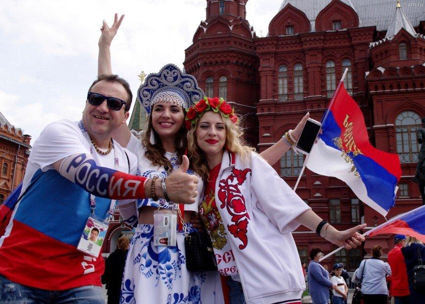 Самыми популярными городами ЧМ-2018 стали Москва, Санкт-Петербург и Сочи