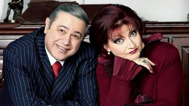 Шутки в сторону: Евгений Петросян и Елена Степаненко делят имущество