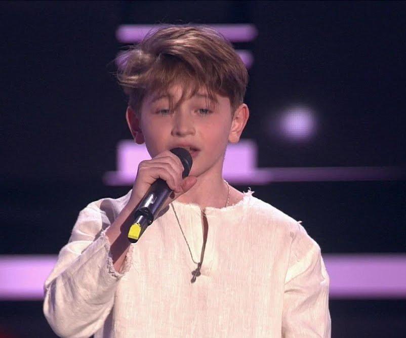 Юного участника шоу «Голос. Дети» сравнили с Сергеем Безруковым