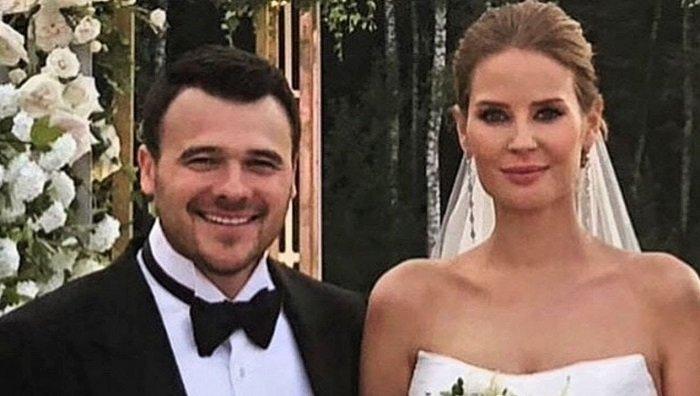 «Желаю счастья»: бывшая жена Эмина Агаларова прокомментировала его свадьбу