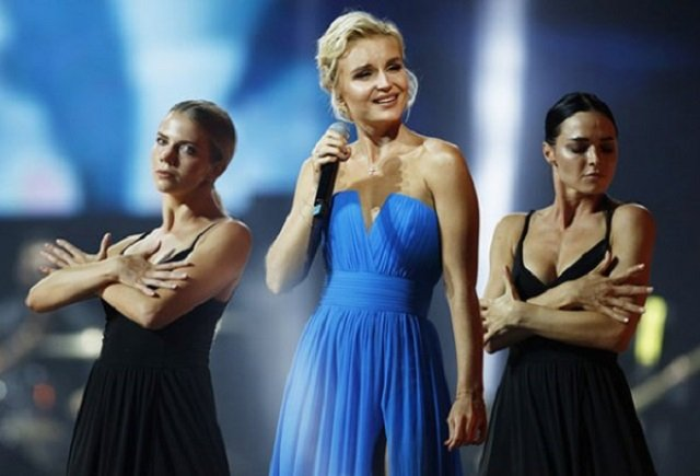 «Сама нежность»: Полина Гагарина восхитила публику своим образом
