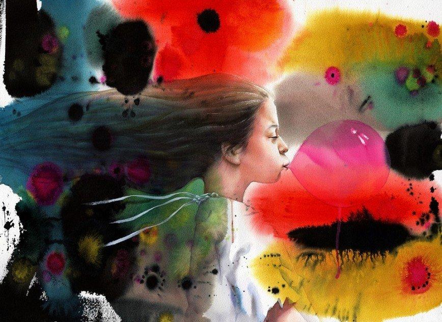 Выше радуги: самые безумные цвета, о которых вы не догадывались