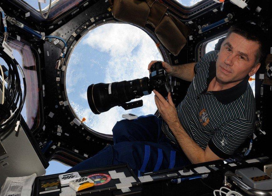 Мир глазами российских космонавтов