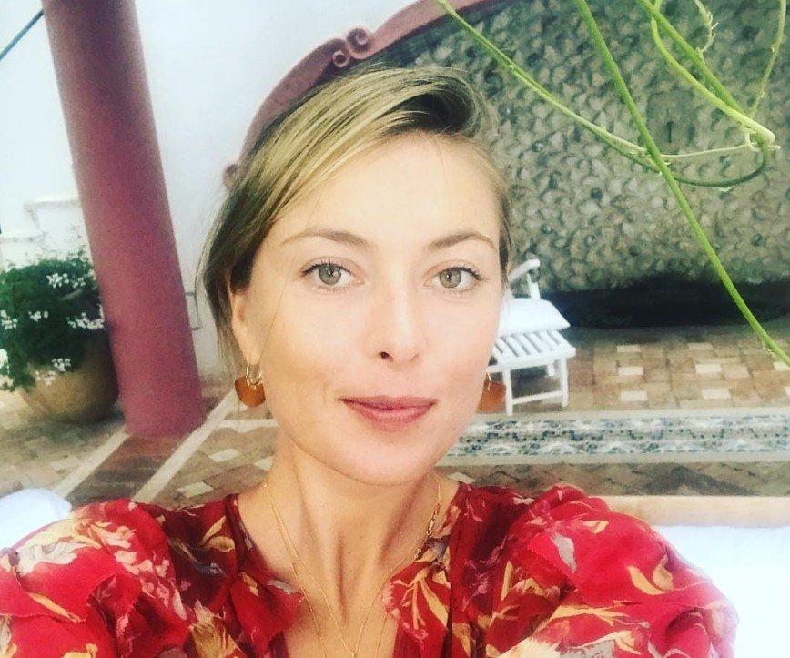 В сеть попали пикантные снимки Марии Шараповой