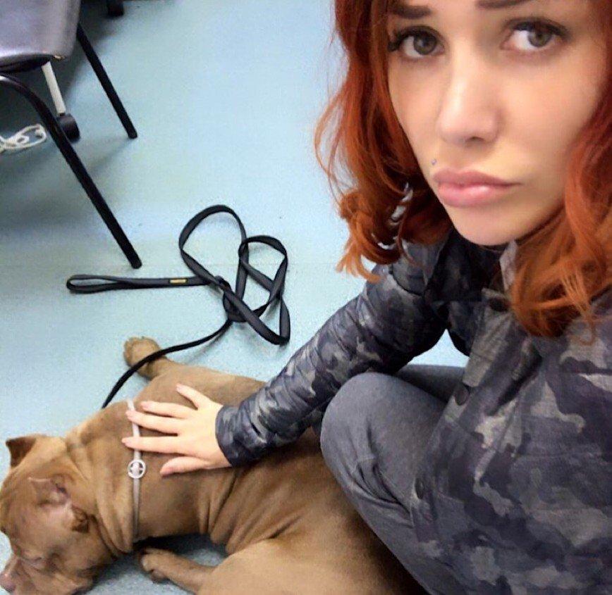 Николь Кузнецова вызвала споры о купировании ушей у собак