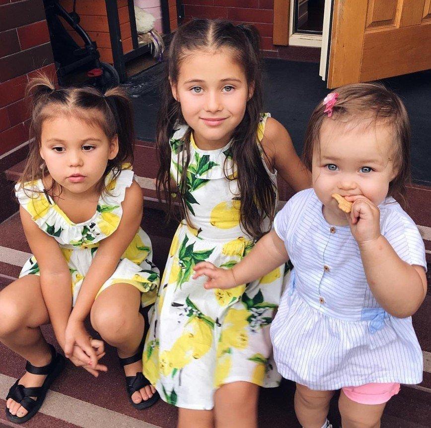 """""""Речевой стопор"""": Оксана Самойлова волнуется из-за молчания младшей дочери"""