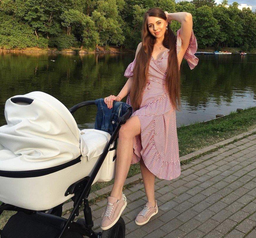 """""""Опять беременна?"""": фигура Ольги Рапунцель насторожила фанатов"""