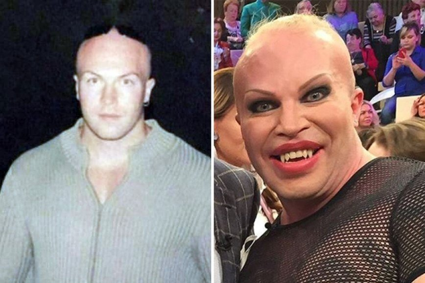 Александр шпак бодибилдер фото до и после