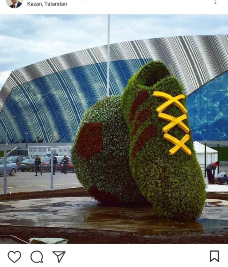 """""""В воздухе пахнет спортом!"""": как города России подготовили к Чемпионату мира"""