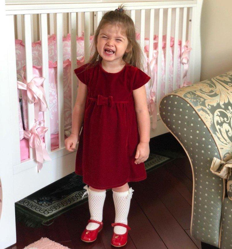 """""""Она плачет или смеется?"""": фото дочери Бородиной вызвало неоднозначную реакцию"""