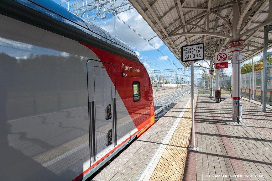 Поезда на МЦК планируют запускать без машинистов