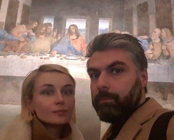 «Моя муза»: муж Полины Гагариной трогательно признался ей в любви