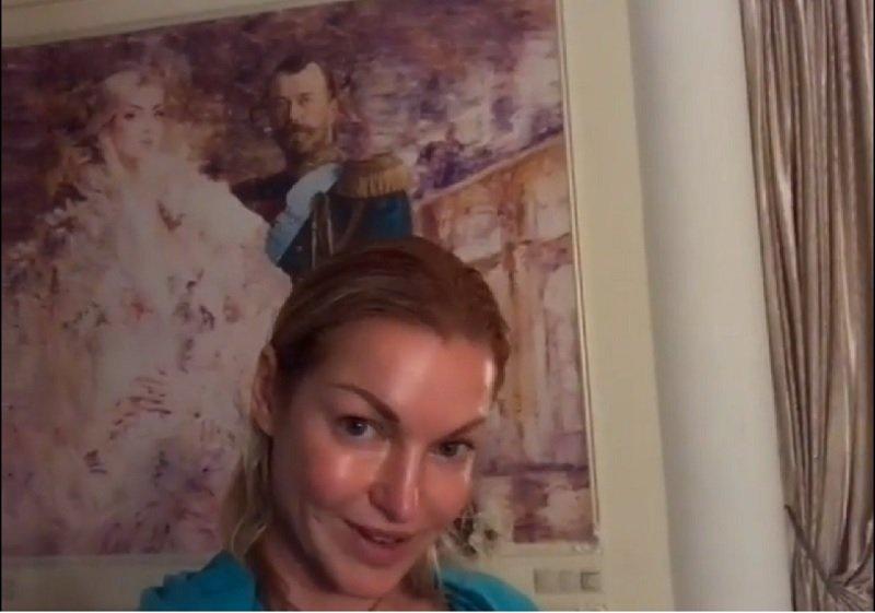 «Многое схоже в наших судьбах»: Анастасия Волочкова сравнила себя с Матильдой Кшесинской