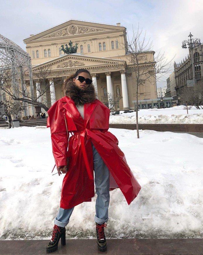 «Хоть бы глазком взглянуть»: Венсан Кассель посетил Москву