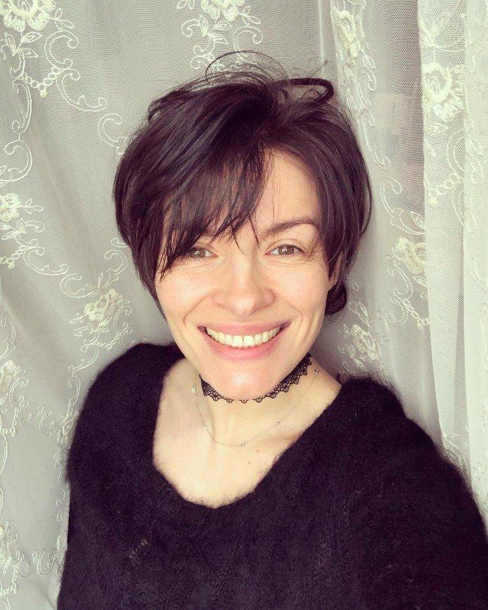Стесняться нечего: 37-летняя Надежда Грановская показала себя без макияжа