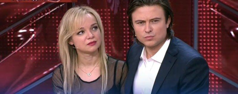 Шаляпин и Цымбалюк-Романовская готовятся стать родителями