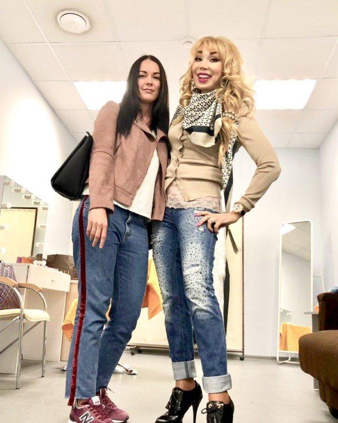 Похудевшая Маша Распутина отметила 54-летие