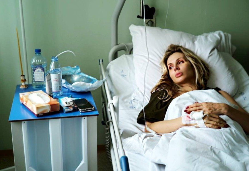 Жалко себя: Светлана Лобода рассказала Андрею Малахову о госпитализации